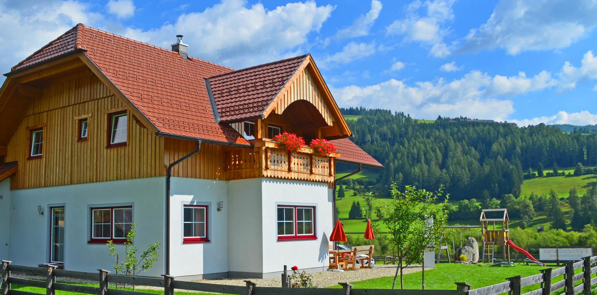 Ferienhaus Longa Brugger Weißpriach