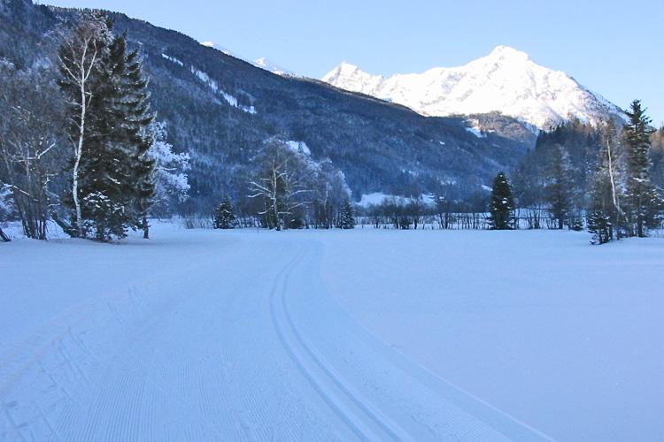 Langlaufen Lungau Weißpriach