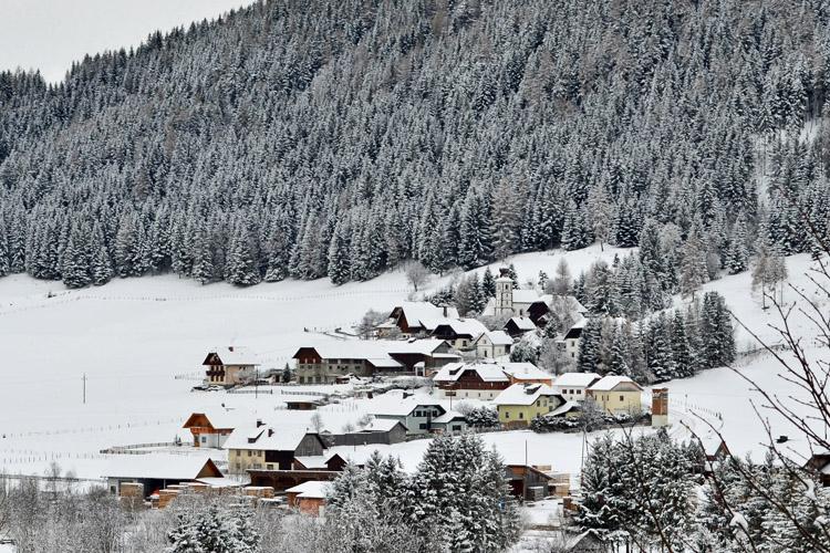 Winterurlaub Ferienhaus