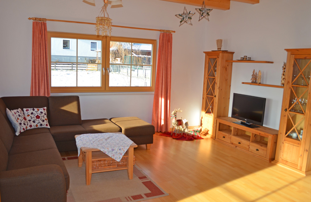 Wohnzimmer Ferien Brugger